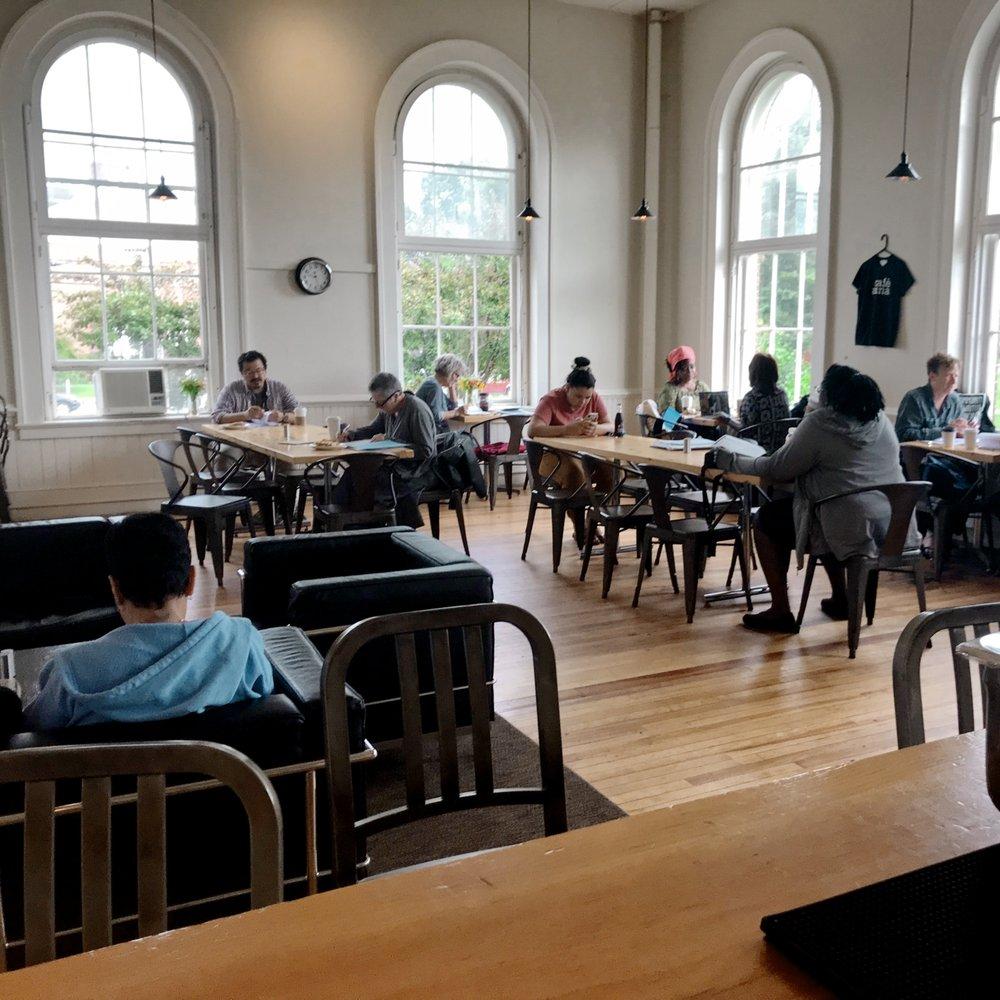 Cafe Anna: 36 College St, Montpelier, VT