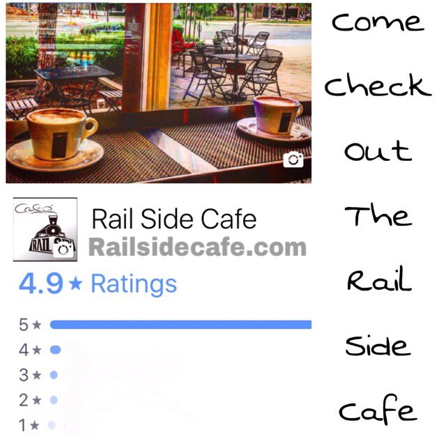 Rail Side Cafe