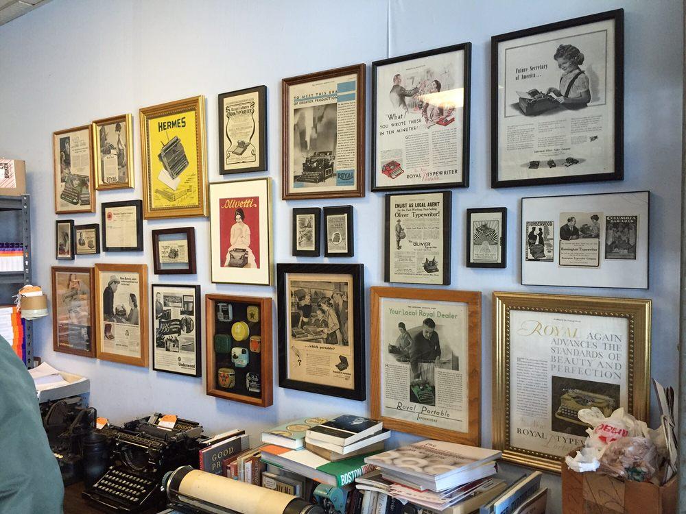 Cambridge Typewriter Company: 102 Massachusetts Ave, Arlington, MA