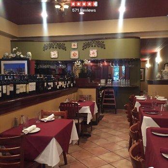Photo Of Baci Italian Restaurant Anaheim Ca United States