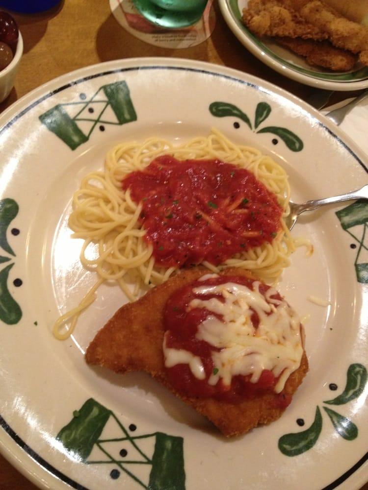 photo of olive garden italian restaurant kissimmee fl united states chicken parmigiana - Olive Garden Chicken Parmigiana