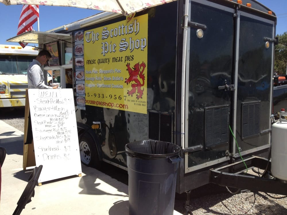 Truck Chrome Shop Near Me >> The Scottish Pie Shop - Food Trucks - Downtown