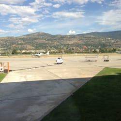 Penticton regional airport aeroporti 3000 airport rd for Affitti di cabina okanagan bc
