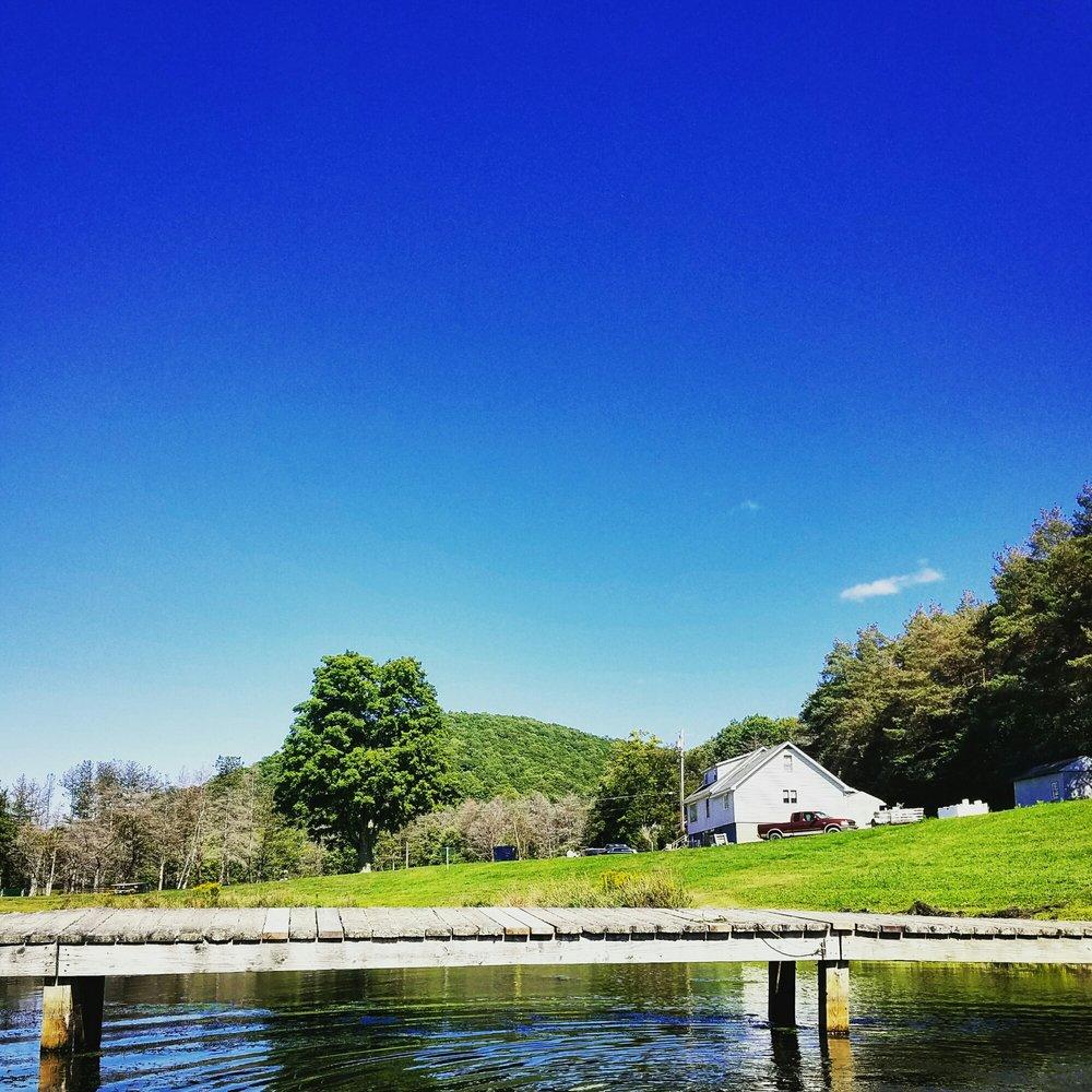 Rainbow Paradise Fishing Park: 1660 E 2nd St, Coudersport, PA