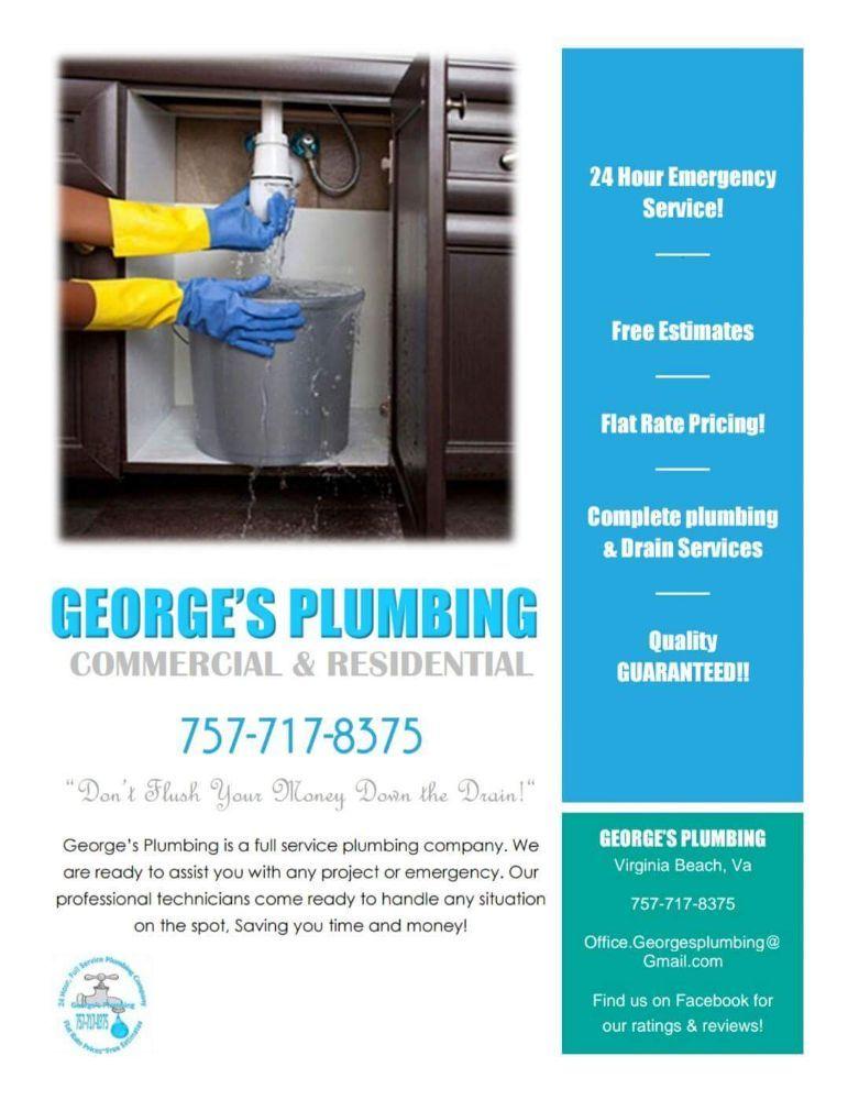 Georges plumbing