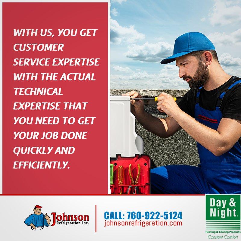 Johnson Refrigeration: 255 N Main St, Blythe, CA