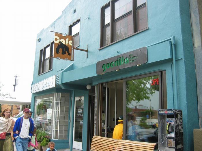 Montclair Ca Cafe