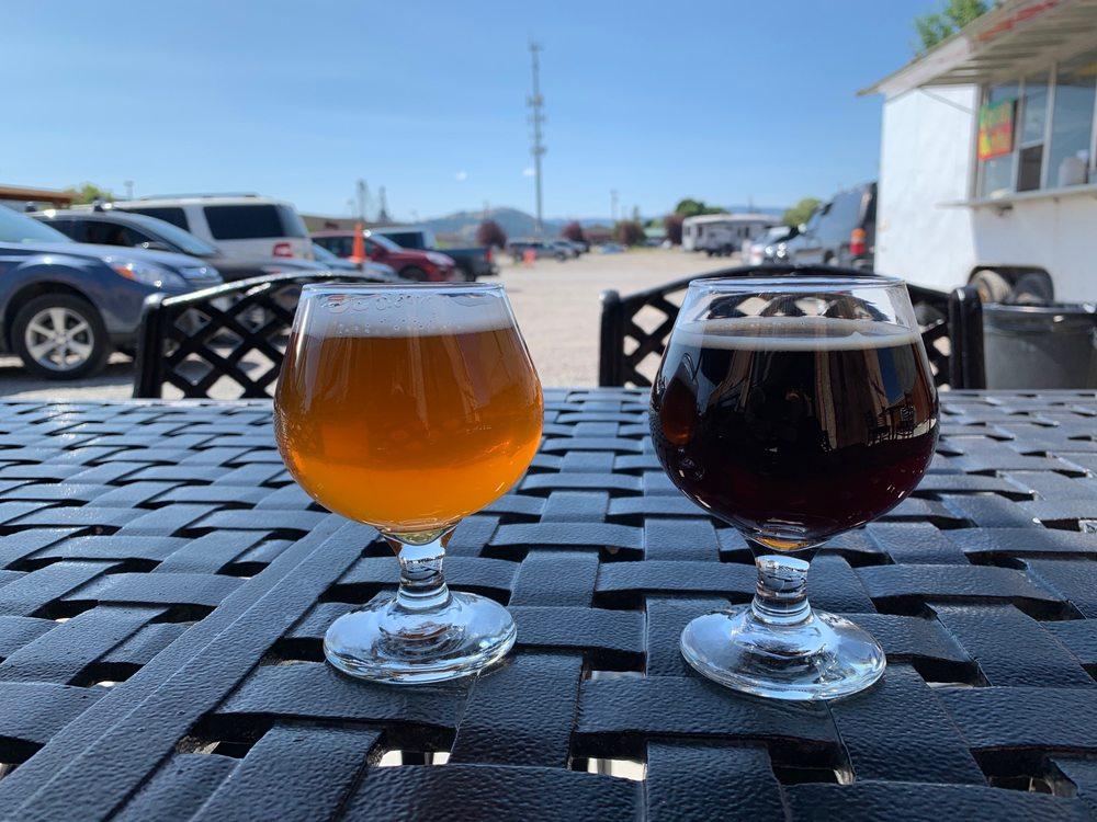 Sunrift Beer Company: 55 1st Ave Wn, Kalispell, MT