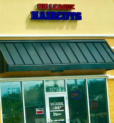 Big League Haircuts Dade City Hair Salons 11794 Us 301 Dade