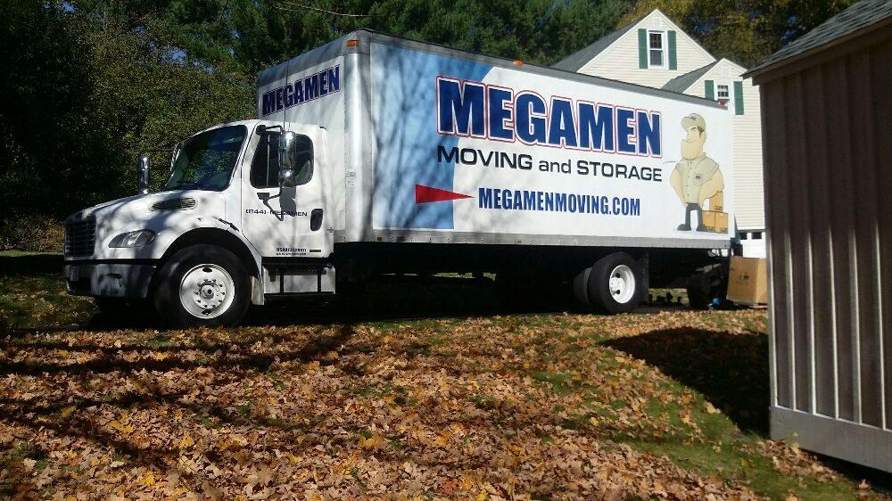 Megamen Moving & Storage: 21W Olympia Ave, Woburn, MA