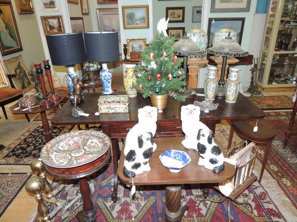 Antiques At Broadway