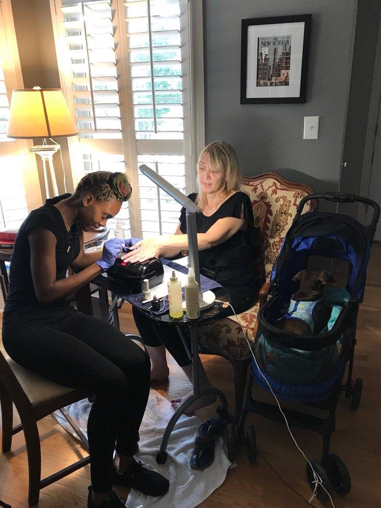 Photo Of Labella Mobile Nail Spa Smyrna Ga United States