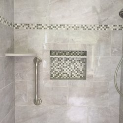 Photo of Barnett Home Improvement - Fredericksburg, VA, United States. Bathroom Remodel by