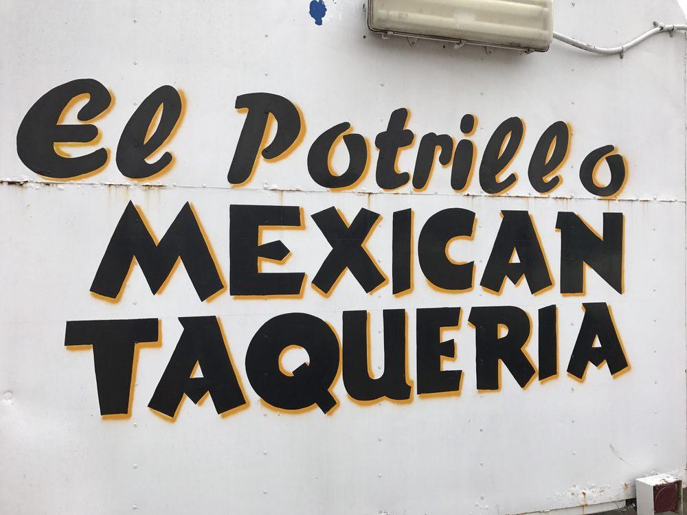 El Potrillo Mexican Taqueria: 293-499 N Beglis Pkwy, Sulphur, LA