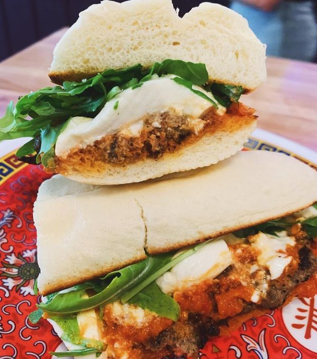 Jackleg Sandwich: 110 E Davis St, Culpeper, VA