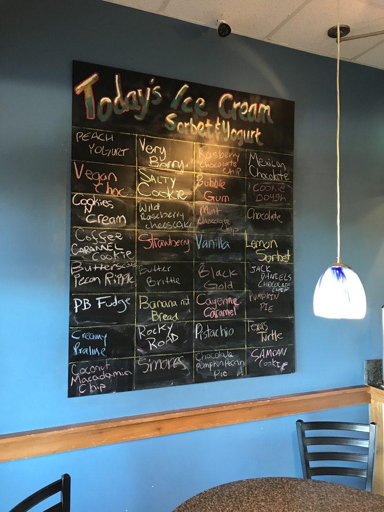Liks Ice Cream: 10903 Hwy 285, Conifer, CO