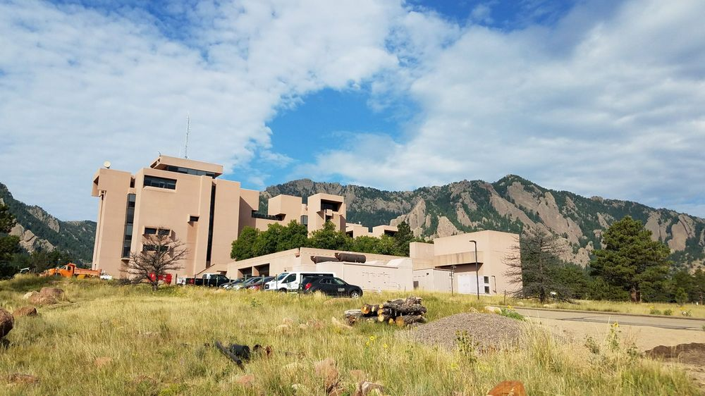 National Center for Atmospheric Research - NCAR