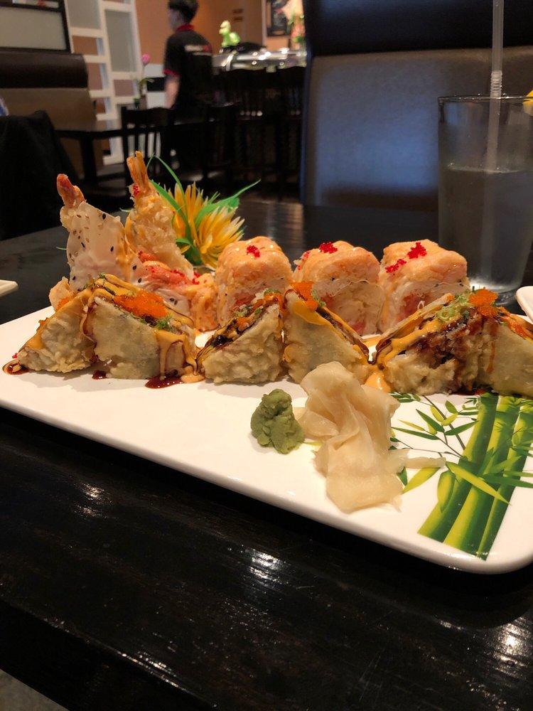 Mizuki Asian Fusion and Hibachi: 1033 Rt 46, Ledgewood, NJ
