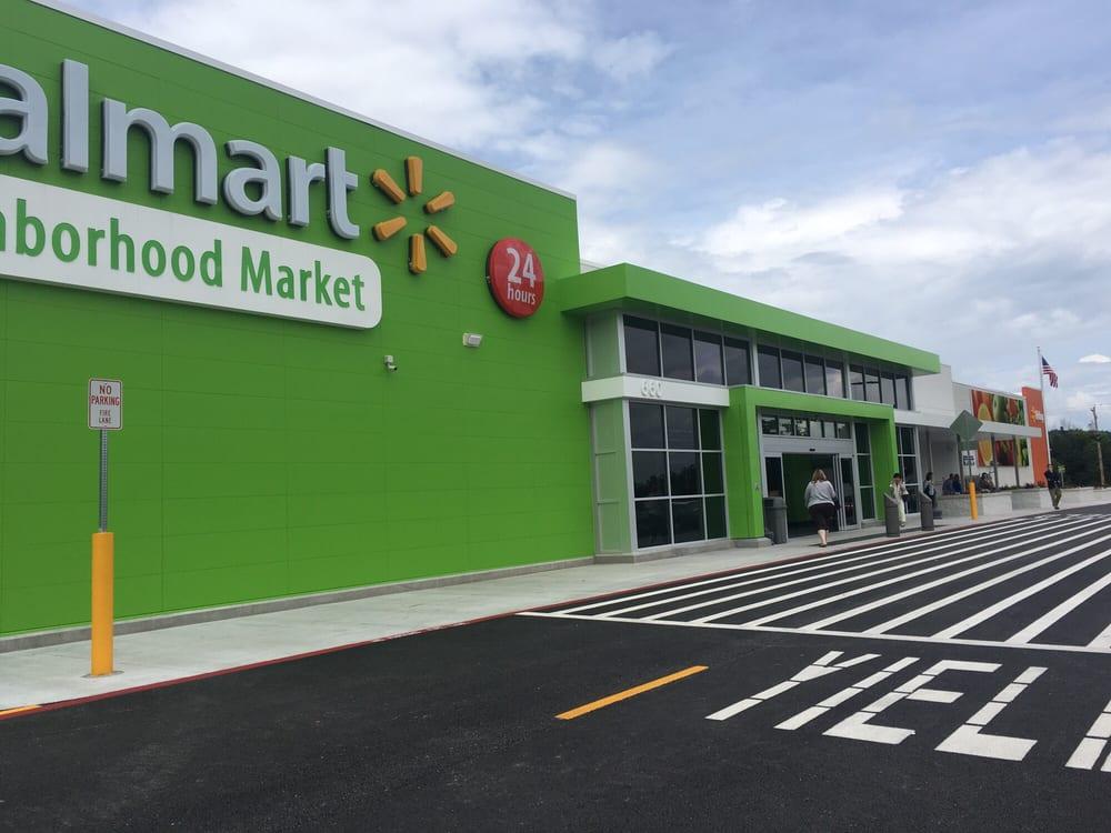 Walmart Neighborhood Market: 660 W Martin Luther King Blvd, Fayetteville, AR