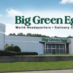 Big Green Egg: Kamado Grill, Ceramic Grill, Charcoal Smoker