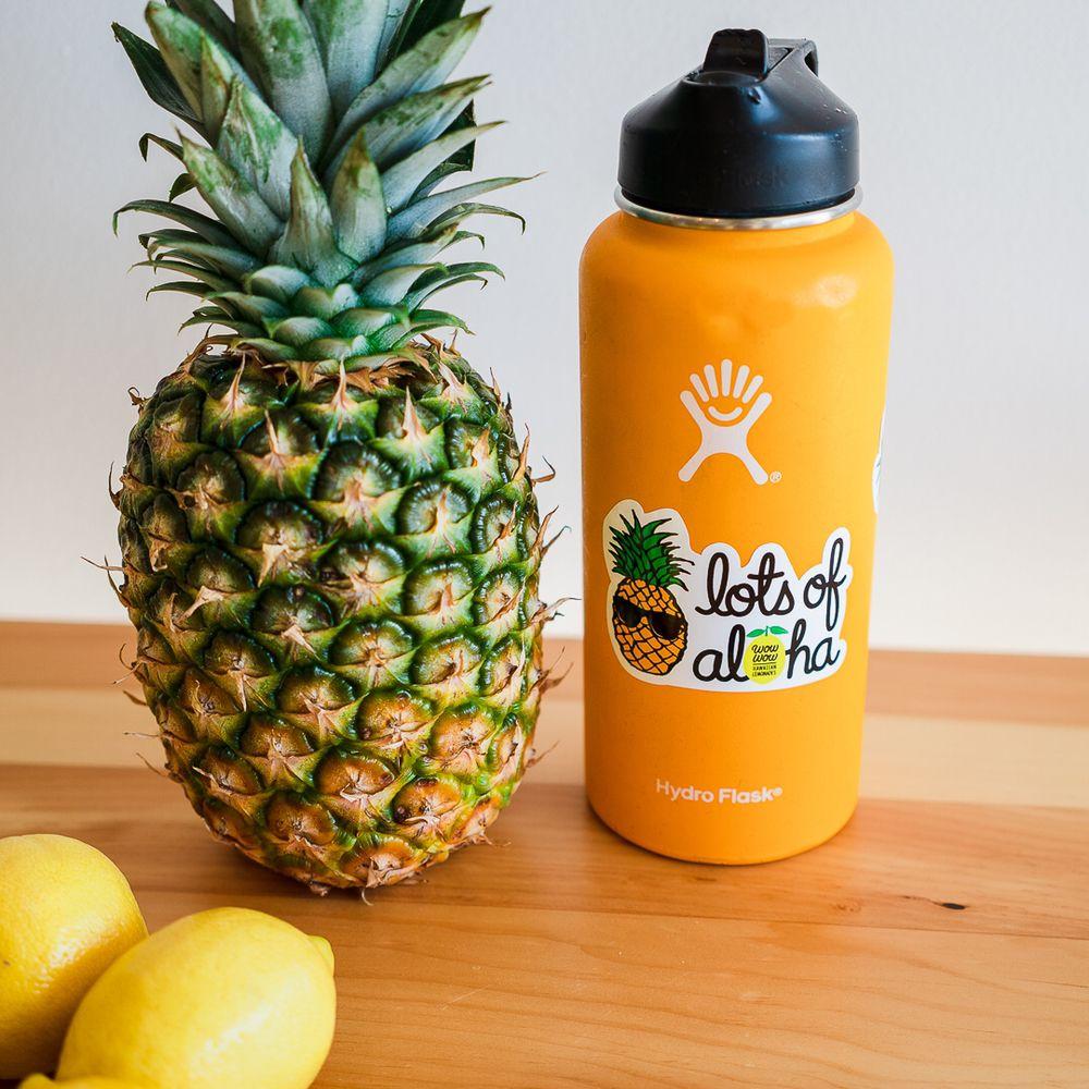 哇哇夏威夷柠檬水