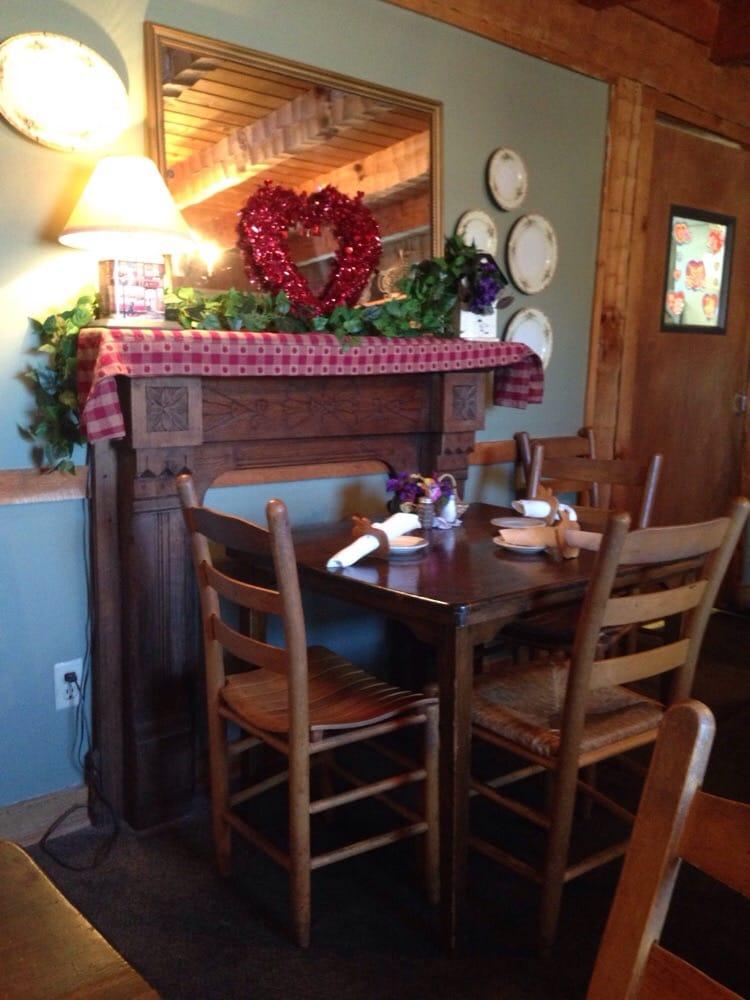 Apple Cake Tea Room Knoxville