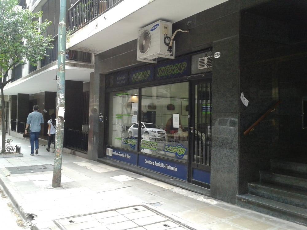 Lave-RAP: Arenales 2259, Buenos Aires, C