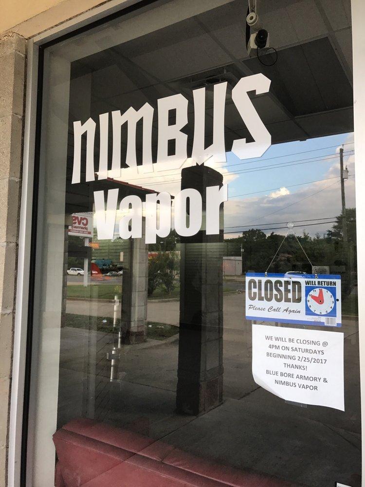 Nimbus Vapor: 304 US Hwy 80 E, Demopolis, AL