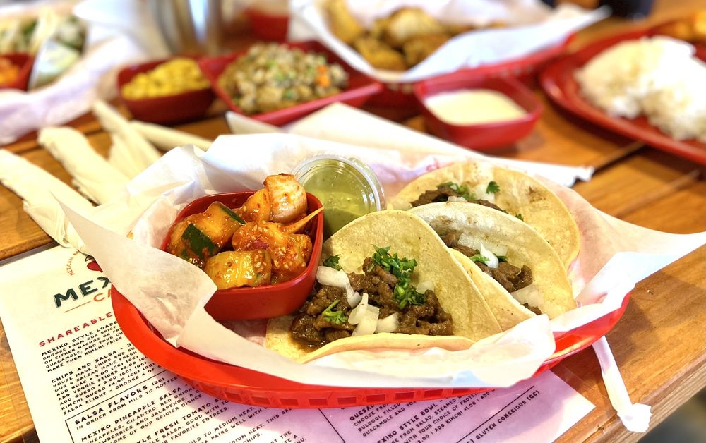 Mexiko Cafe: 116 S 1st St, Temple, TX
