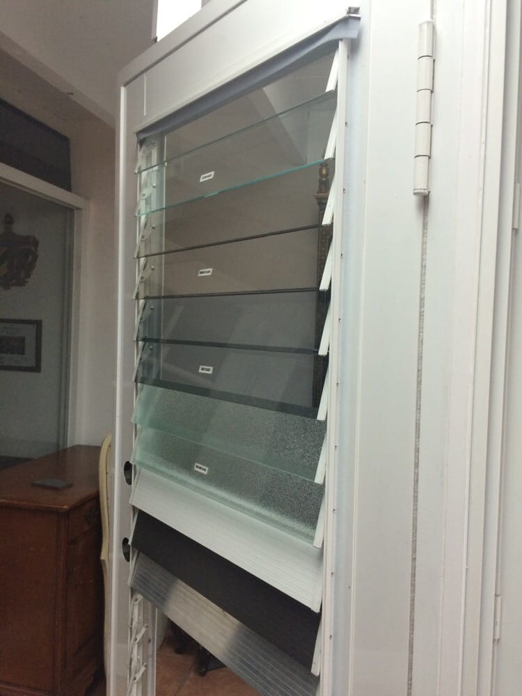 Photo of Garcia Doors u0026 Windows - Miami FL United States. We Manufacture & We Manufacture Jalousie Windows and Jalousie Insert as shown. - Yelp
