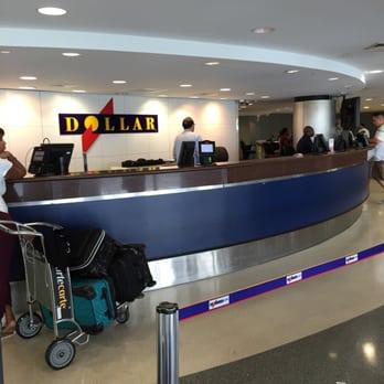 Dollar Rental Car Fort Lauderdale Florida Airport