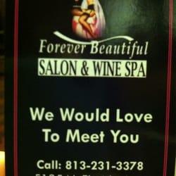 Forever Beautiful Salon & Day Spa logo
