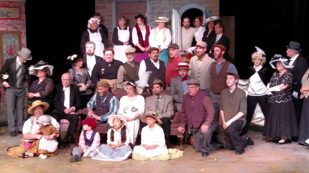 Social Spots from Stage Coach Players