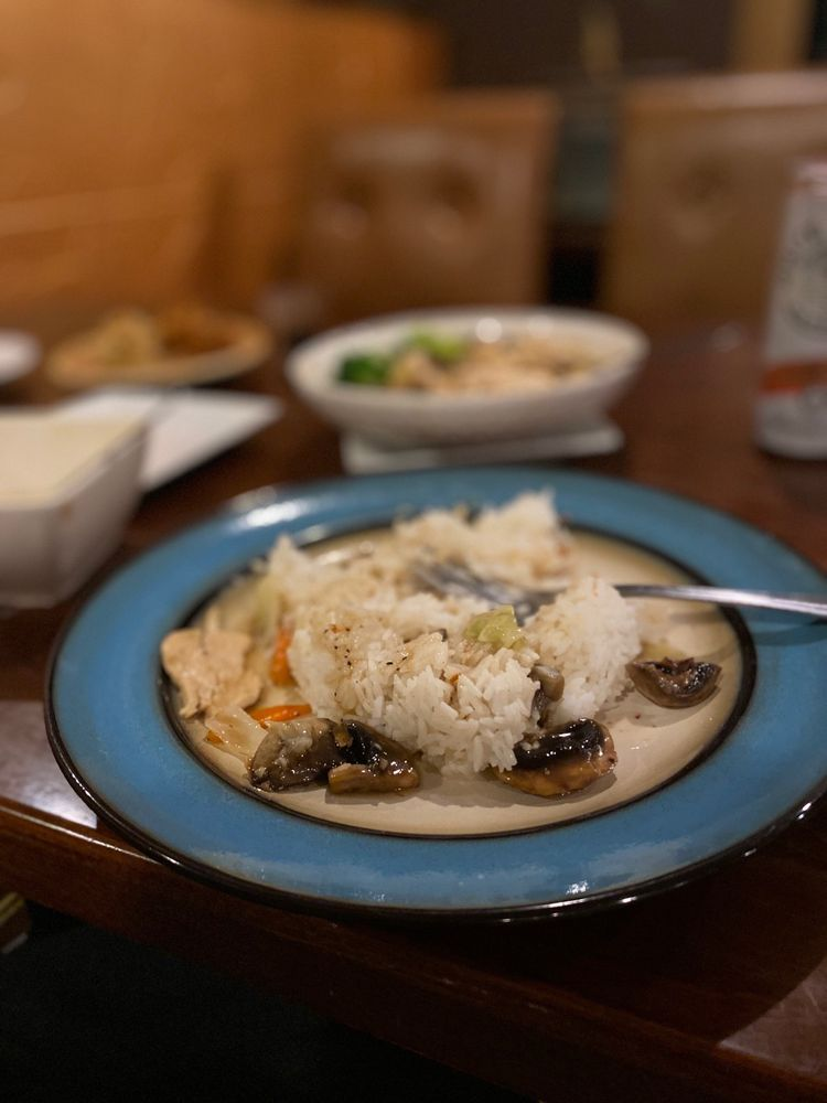 Food from Thai Square