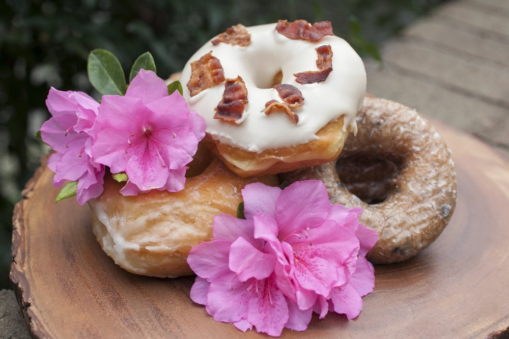 Social Spots from The Donut Inn