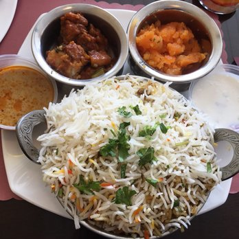Indian Food Delivery Alpharetta