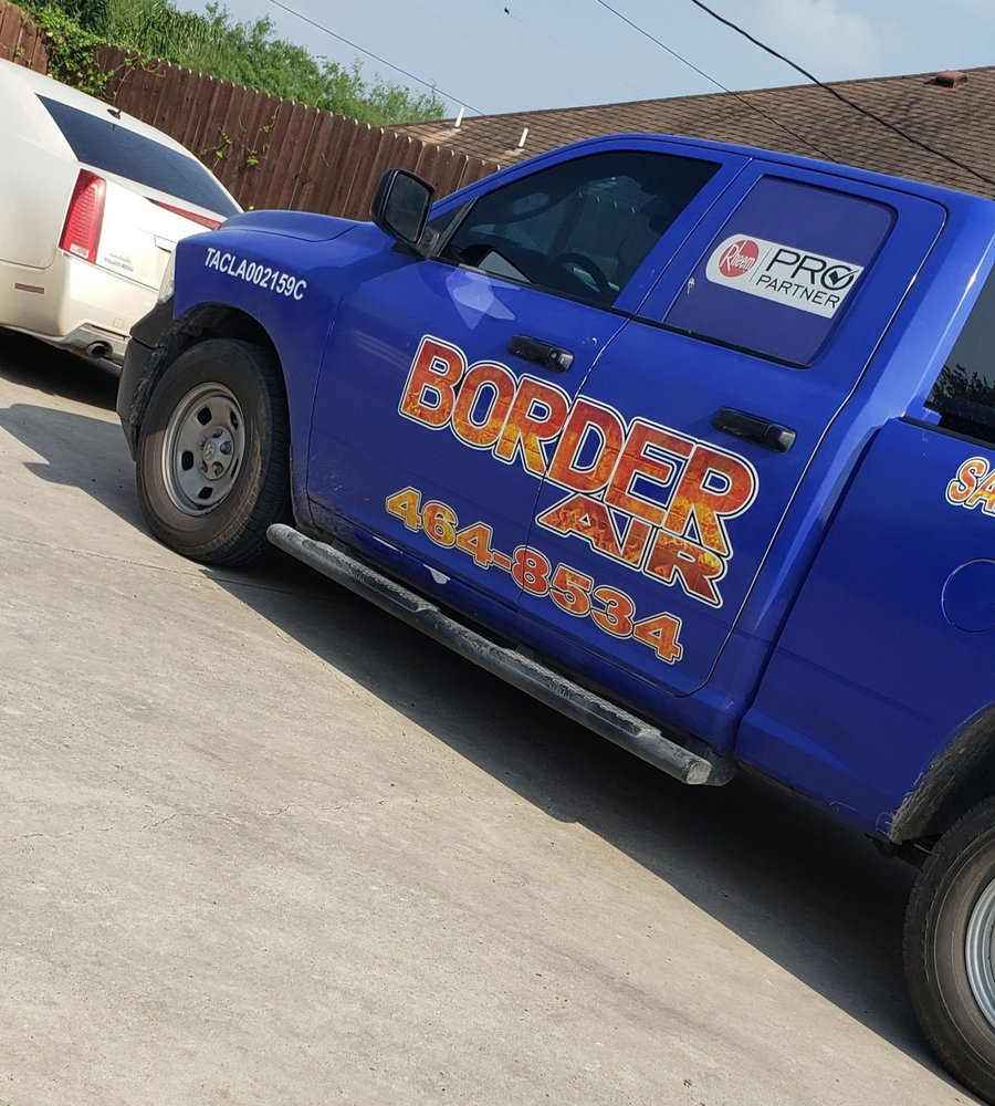 Border Air Conditioning & Heating Service: 507 S Hutto Rd, Donna, TX