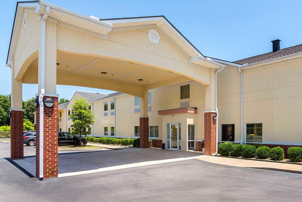 Econo Lodge Inn & Suites Pritchard Road North Little Rock