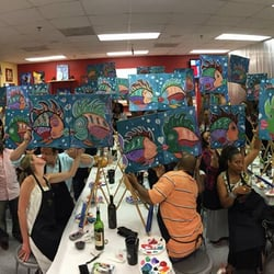 Painting With A Twist Tallahassee Fl Events Insured By Laura