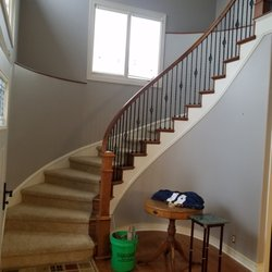 Photo Of Midwest Painting U0026 Services   Omaha, NE, United States. Interior  Painting
