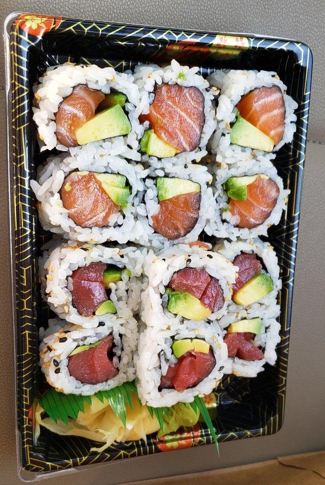 Hot Sake Sushi & Asian: 432 Poinsettia Ave, Clearwater, FL