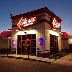 Garage City Beer Ok & Burgers Oklahoma The depends how