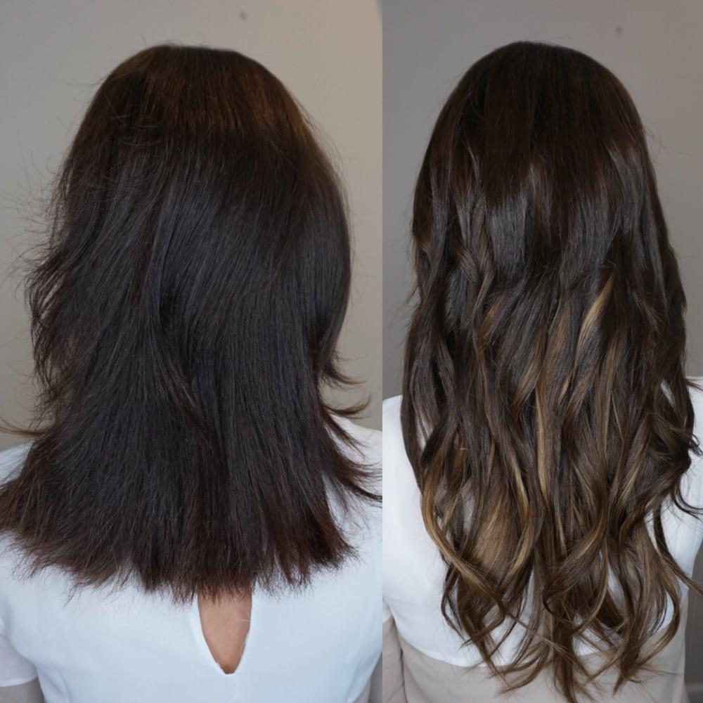 Transformed Hair By Jackie Jackieskarishair Bespokebeautybar