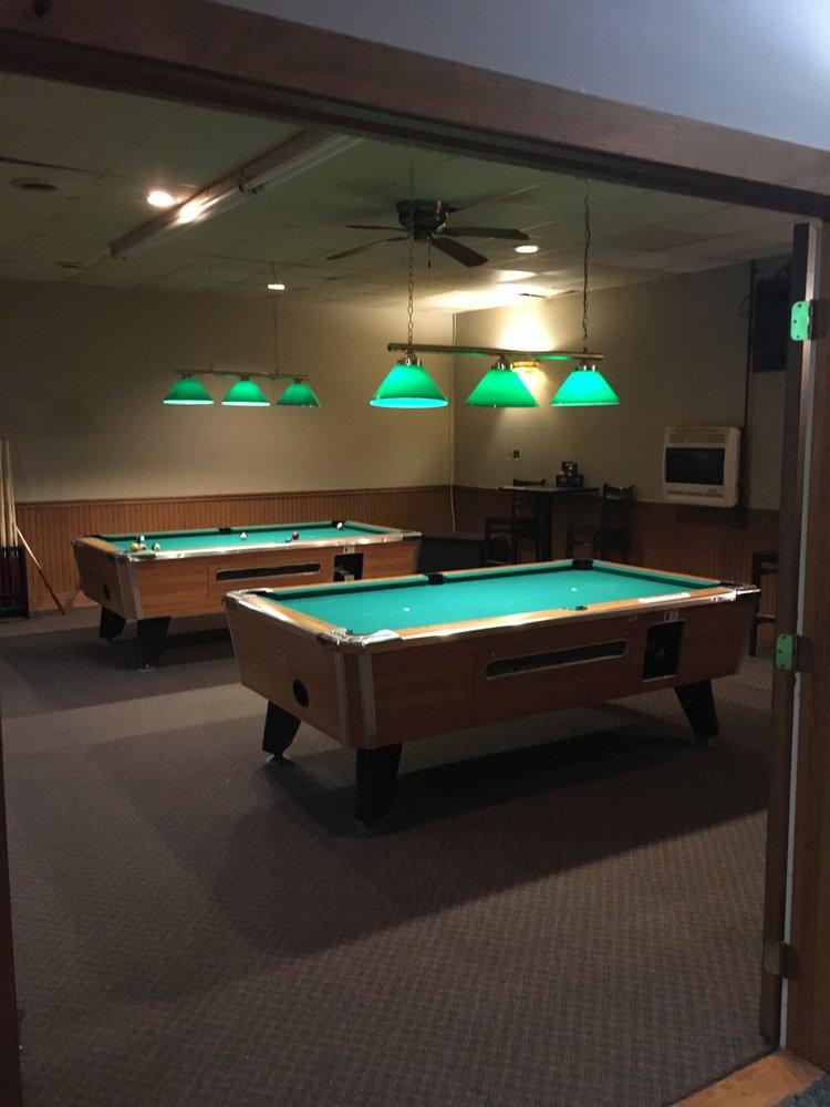 End Zone Sports Lounge: 601 E Broadway St, Covington, OH