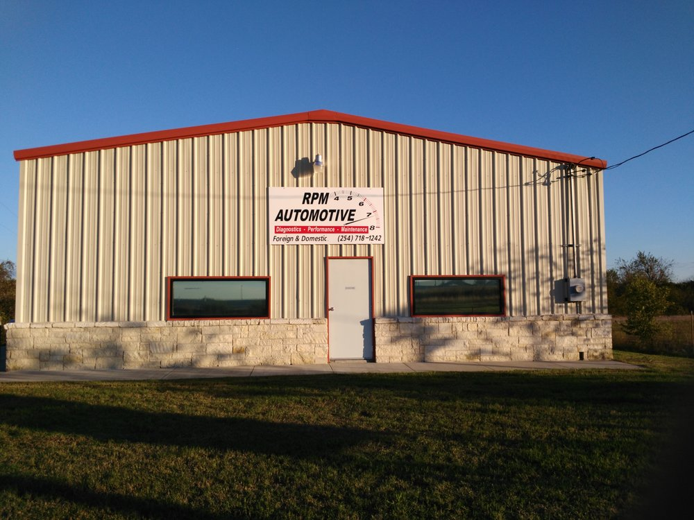 RPM Automotive: 16525 Interstate 35 Frontage Rd, Salado, TX