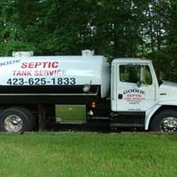 Goode Septic Tank Service - Septic Services - Newport, TN