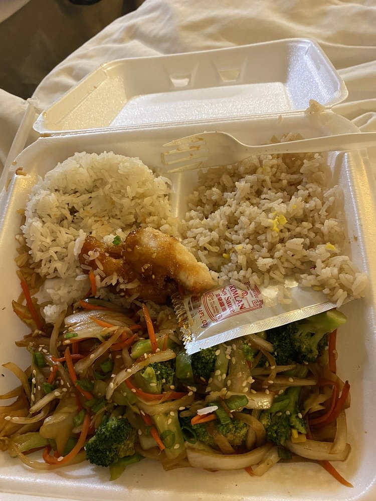 Tryyaki Asian Cuisine: 2814 Vine St, Hays, KS