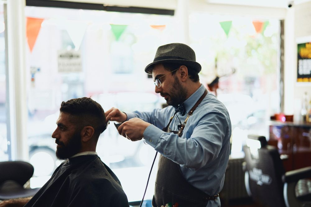 B & H Barber Shop: 199 E 4th St, New York, NY
