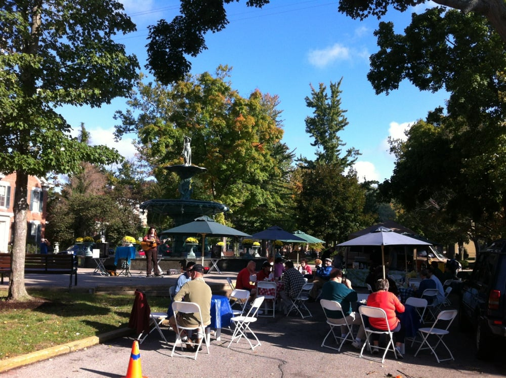 Madison Indiana Farmers Market: Broadway & Main St, Madison, IN