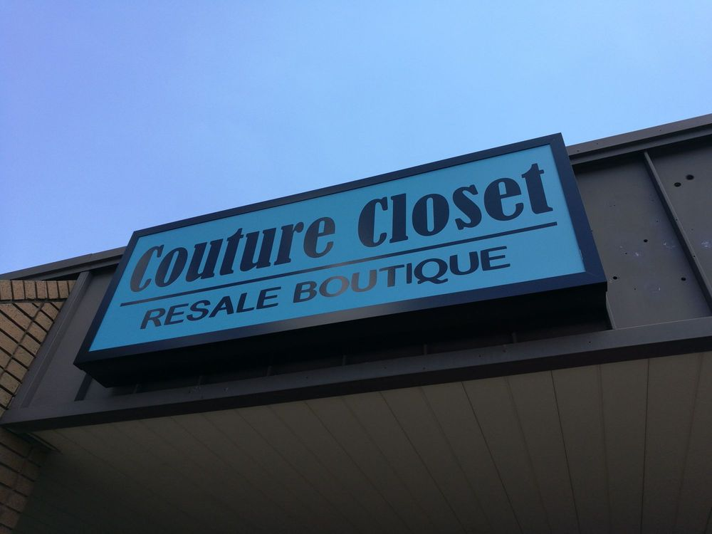 Couture Closet Resale Boutique: College Station, TX